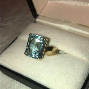 Vintage 10k gold ring.